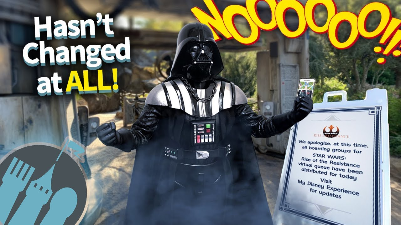 12 Surprising Things That Haven't Changed at ALL in Disney World This Year!