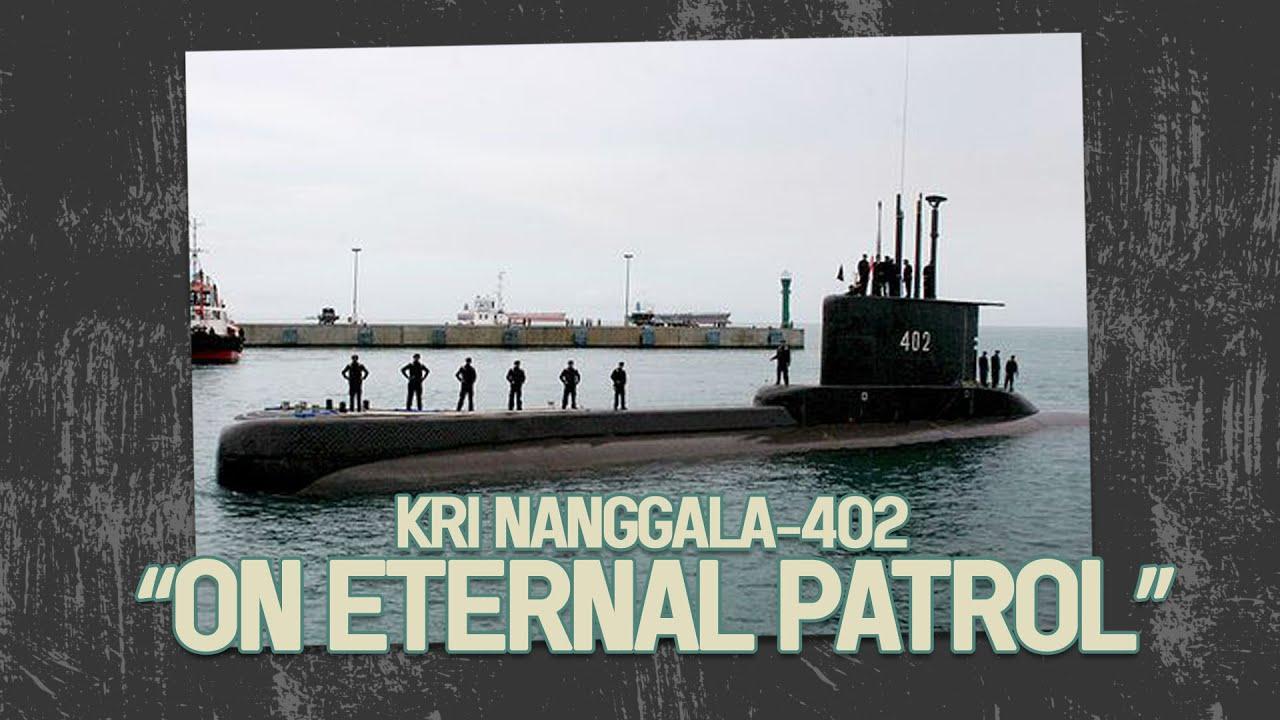 KRI Nanggala-402 Tenggelam Disebut On Eternal Patrol, Apa Itu?
