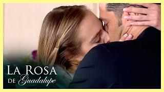 La Rosa de Guadalupe: Estrellita besa al novio de su mamá   Una estrella de otro cielo