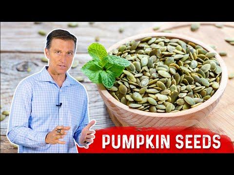 Pumpkin Seeds: Nutrient Dense & Healthy Fats