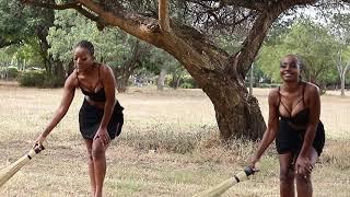 Collaboration #gaadancechallenge video between zimbabwe's finest socialites tanya & natalie, #1 dance choreographer in zimbabwe john cole #dancewithjohncole ...