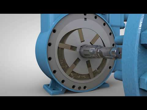 Controlling Cavitation In Sliding Vane Pumps