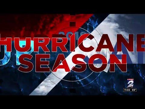2018 hurricane forecast announced