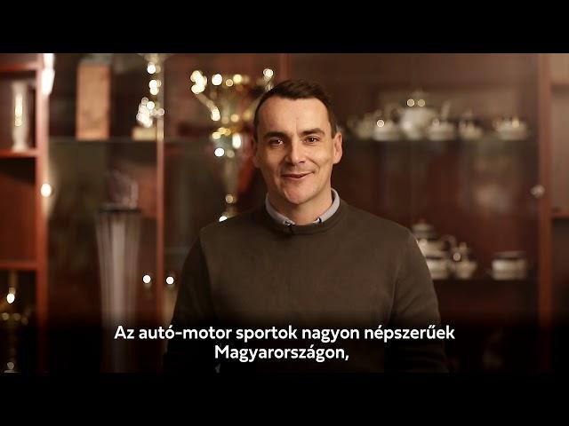 Köszönet a Magyar Autóklub munkatársainak!