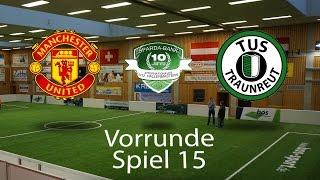 Spiel 15: Manchester United 6-1 TuS Traunreut │U12 Hallenmasters TuS Traunreut 2017