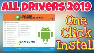 All In One Driver Pack 2019   Samsung,xiaomi,qualcomm,mtk,spd