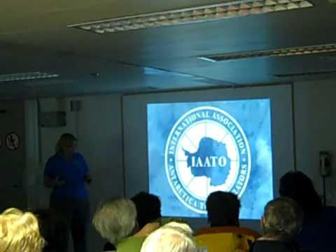 IAATO Guidelines Bio-Safety In Antarctica