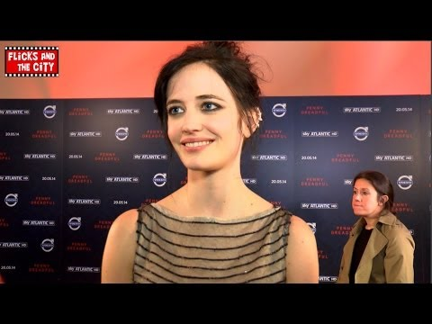 Eva Green Interview - Penny Dreadful & Sin City 2 A Dame To Kill For