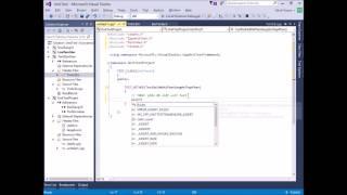 [404 ERROR] Visual Studio Unit-test