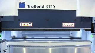 Листогибочный станок TruBend 3120 - TRUMPF(, 2015-08-24T16:37:07.000Z)
