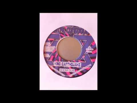 "7"" Side A: Ras Teo - Ah Boom / Side B:King Earthquake - Boom Dub"