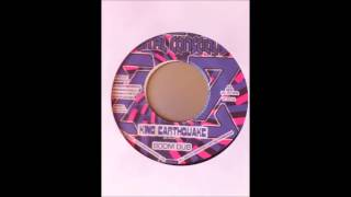 "7"" Side A: Ras Teo - Ah Boom / Side B:King Earthquake - Boom Dub"