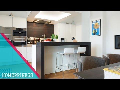 (NEW DESIGN 2017) 25+ Modern and Functional Kitchen Bar Ideas