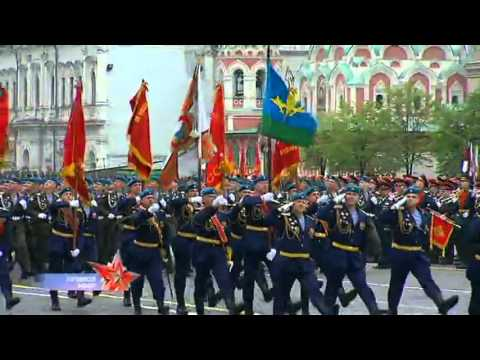 Russian Army Parade Victory Day, 2012