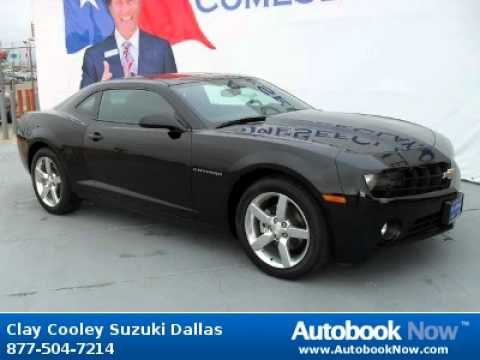 2010 chevrolet camaro in dallas tx for sale youtube. Black Bedroom Furniture Sets. Home Design Ideas