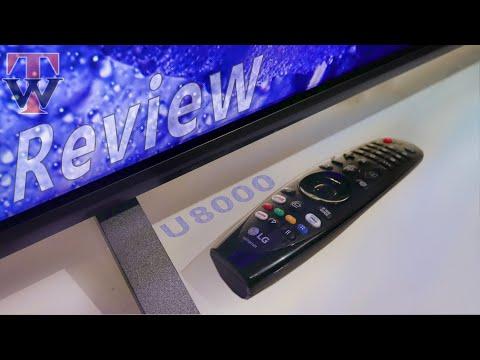 LG UN8000 | Review
