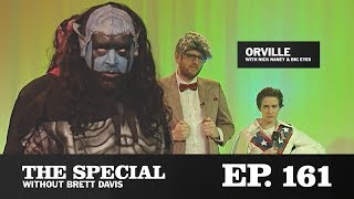 """The Special Ep. 162: """"Orville"""" with Big Eyes, Nick Naney & Sebastian DiNatale"""