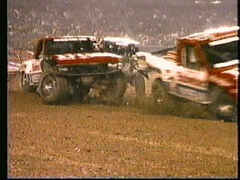 MICKEY THOMPSON A Year Of Excitement 1992: Stadium Off-Road Racing