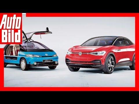 VW Futura vs I.D. Crozz Review/Details/Erklärung