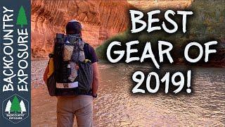 Best Backpacking Gear Oḟ 2019