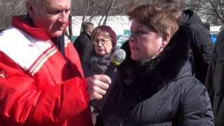 Встреча на Яблочкова с депутатом ГД А.Потаповым