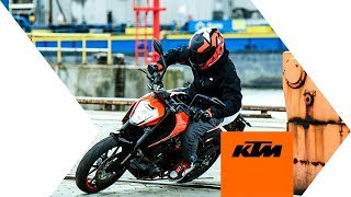 KTM 250 DUKE - One of a kind | KTM