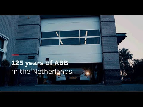125 years ABB in the Netherlands