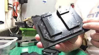 CNC magazine mold for Glock 9/40 magazines