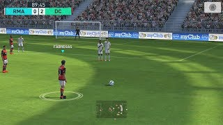 Pes 2018 Pro Evolution Soccer Android Gameplay #48