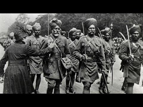World War I: Role of Punjab Part 1 | Sikh History |