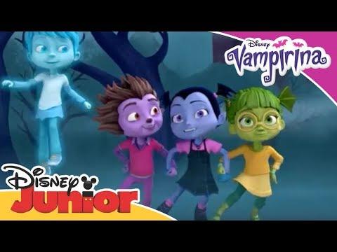 Vampirina: Compilado Musical   Disney Junior Oficial