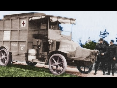 First World War Firsts WW1