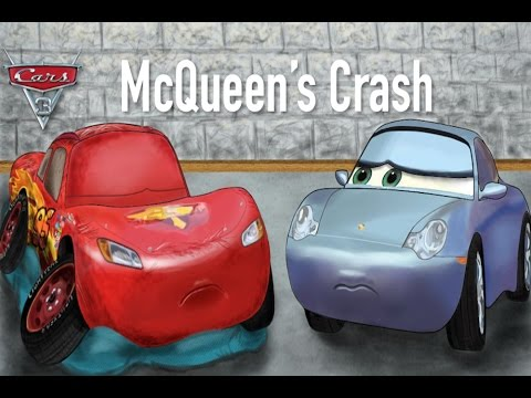 Cars 3 Lightning Mcqueen S Crash Causes Effects Speculation