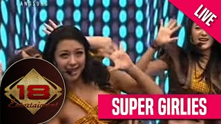 Video SuperGirlies - Cinta Karet Live @dahsyatmusik 22 November 2013 download MP3, 3GP, MP4, WEBM, AVI, FLV Januari 2018