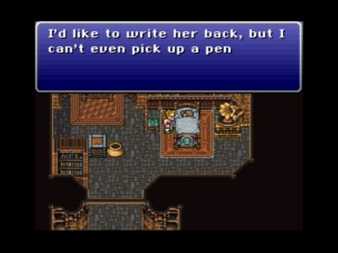 Let's Play Final Fantasy VI Episode 14: Letters From Lola
