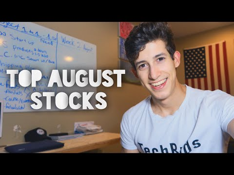 Finding The Best Stocks AUGUST 2017 | SUNDAY STOCK TALK