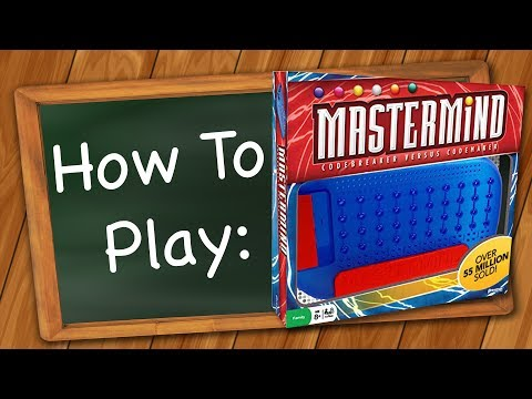 How To Play: Mastermind