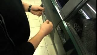 Как открыть дверь, если ключи в машине