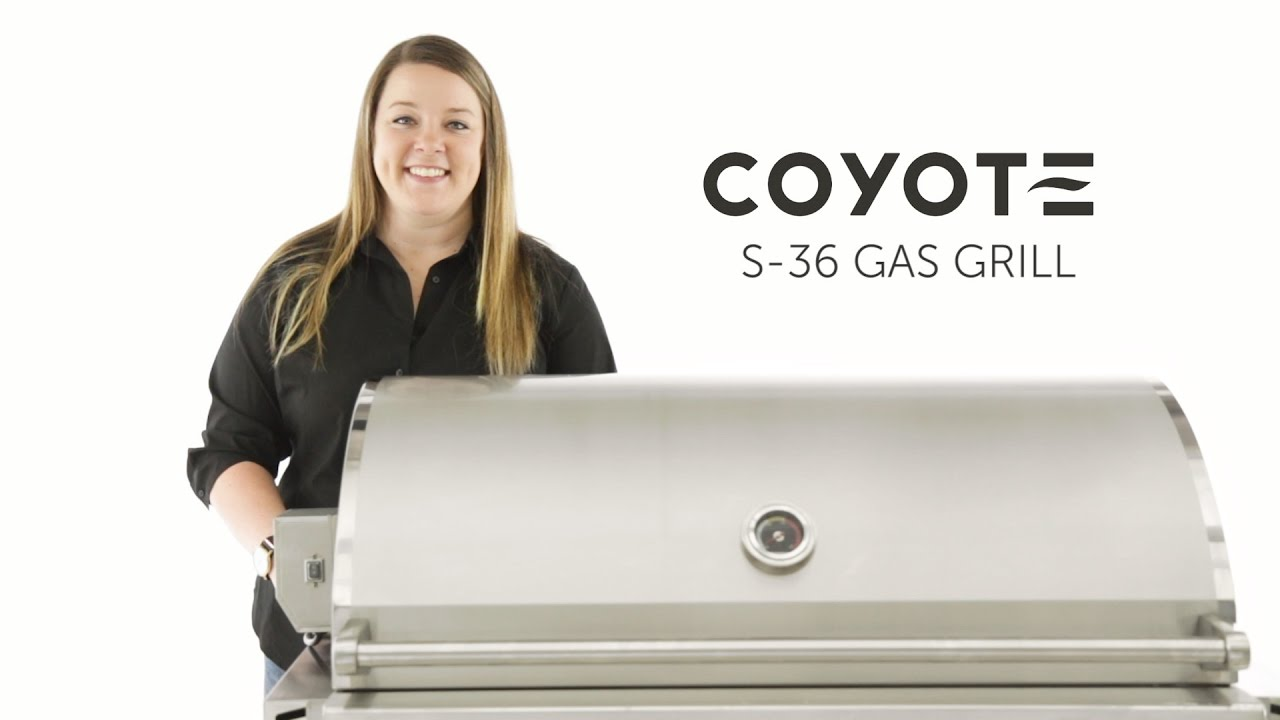 coyote s series gas grill overview bbqguyscom - Coyote Grills