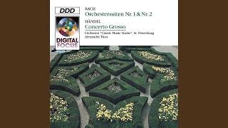 Concerto grosso in B-Flat Major, Op. 6 No. 7, HWV 325: I. Largo