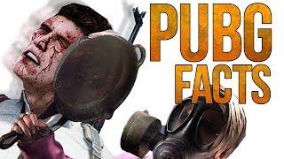 [ТОП] 10 фактов о PUBG, которые вы могли не знать