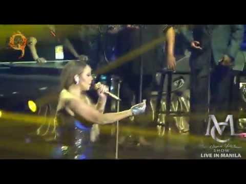 MARIAH CAREY - We Belong Together (The Elusive Chanteuse Show Manila 2014!)