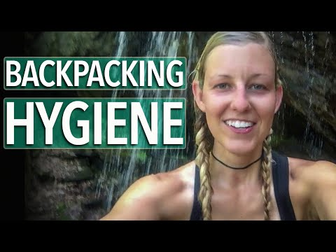 How To Keep Clean On Trail (Bathroom, Bathing, Shaving, Laundry, Hygiene, Periods, Etc.)