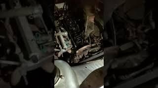 Ремонт машины часть 2