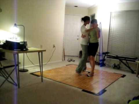 Dancing to Bobby Darin's