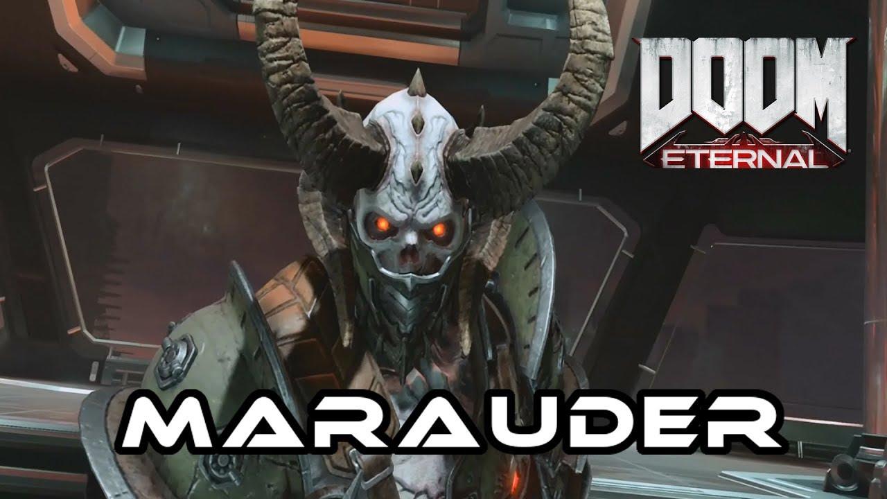 Doom Eternal Boss Marauder Fight How To Defeat Guide