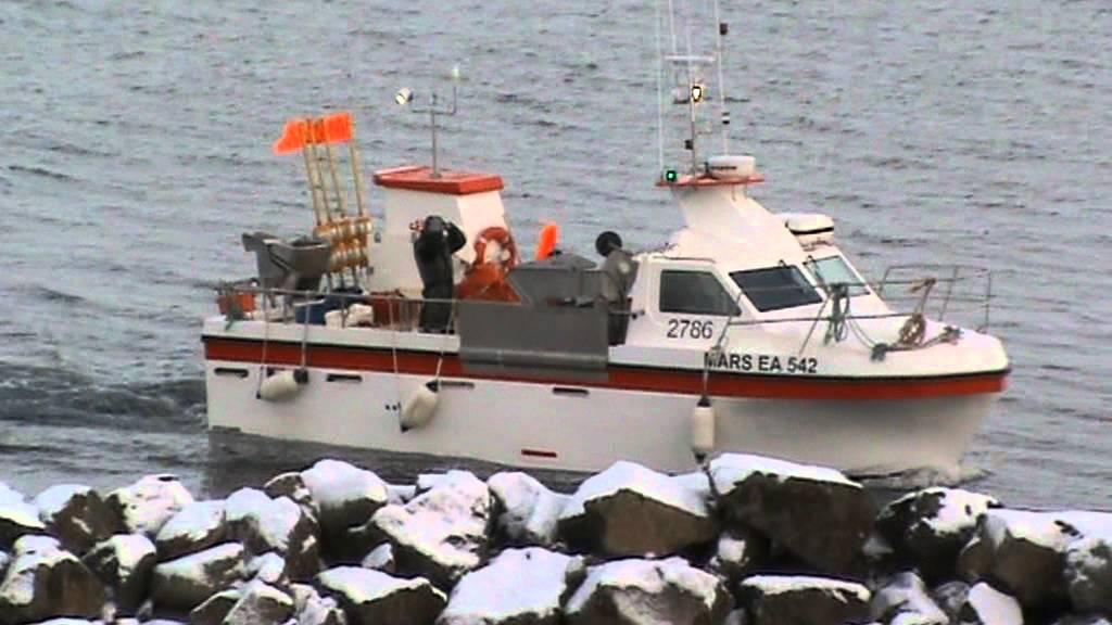 bateau de peche professionnel a vendre avec pme