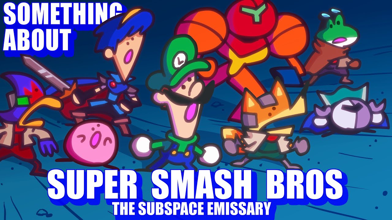 Something About Smash Bros THE SUBSPACE EMISSARY - 2.76M Sub Special (Loud Sound/Flashing Lights)?