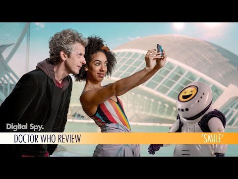 Doctor Who 'Smile' Review - Capaldi and Mackie are a great TARDIS team