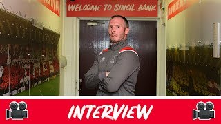 🎥 First Press Conference | Michael Appleton On Joining Lincoln City